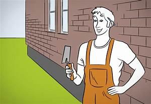 Kosten Hauswand Verputzen : fassade verputzen obi zeigt wie es geht ~ Lizthompson.info Haus und Dekorationen