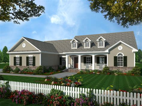 Southern, Traditional, Country House Plans