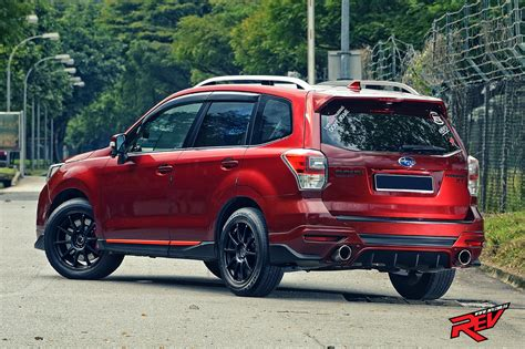 king   forest subaru forester xt