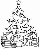 Coloring Tree Presents Printable Gift Drawing Gifts Trees Holiday Sheets Detailed Present Evergreen Many Preschoolactivities Getdrawings Kindergarten Worksheets Getcolorings Backgrounds sketch template