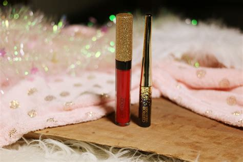 Esszimmer Le Glitzer by Catrice Glitter Liquid Lipstick Eyeliner Review