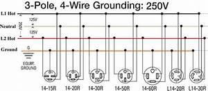 240v Plug Wiring