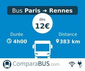 Blablacar Paris Rennes : bus paris rennes pas cher d s 10 ~ Medecine-chirurgie-esthetiques.com Avis de Voitures