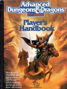 Advanced Dungeons  U0026 Dragons  2nd Edition Logo And