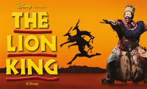 Lion King Stage Musical