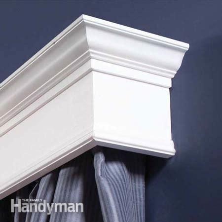 build window cornices  family handyman