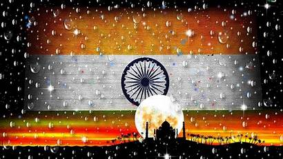 Flag Indian Wallpapers National Independence Happy
