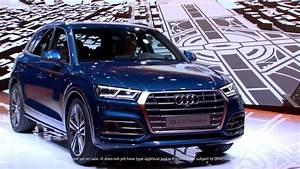 Audi Q5 S Line 2017 : all new audi q5 revealed at the paris motor show full press conference youtube ~ Medecine-chirurgie-esthetiques.com Avis de Voitures