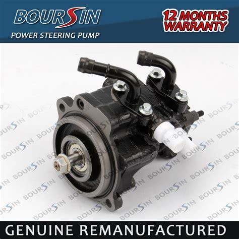 Power Steering Pump For Isuzu Npr Nqr Gmc Chevy Series
