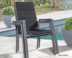 Stapelstuhl Garten Alu : gardenline aluminium stapelstuhl von aldi s d ansehen ~ Watch28wear.com Haus und Dekorationen