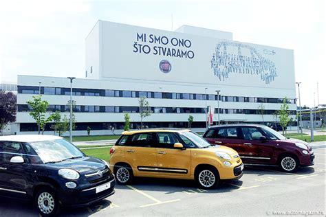 Fiat Srbija by Fiat Automobili Srbija Privremeno Smanjila Proizvodnju U