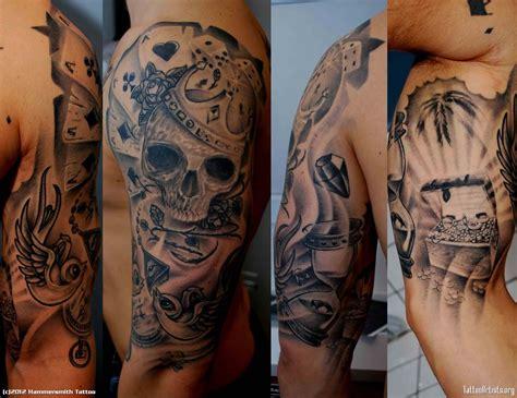 Black And Grey Sleeve Hammersmith Tattoo  Tattoo Artistsorg