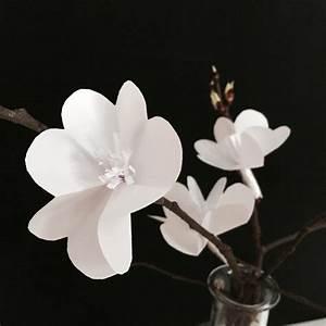 Einfache Papierblume Basteln : die 25 besten ideen zu papierblumen auf pinterest servietten dekorationen taschentuch poms ~ Eleganceandgraceweddings.com Haus und Dekorationen