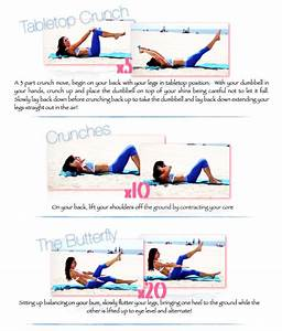 Workout Diagrams You Need To Get In Shape