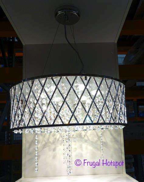 costco dsi lighting  light led adjustable pendant