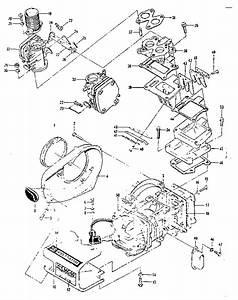 Mcculloch Mcculloch Gasoline Kart Engine Parts