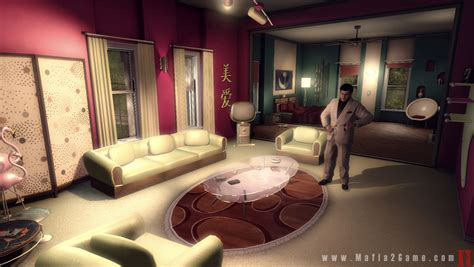 Mafia Ii  Inside Joe's Apartment Envydream