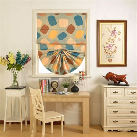 fan shaped window shades decorative fan shaped roman shades with valance for bedroom