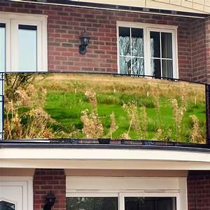 Balkon Sichtschutz Gras : balkon sichtschutz idyll von g rtner p tschke ~ Michelbontemps.com Haus und Dekorationen