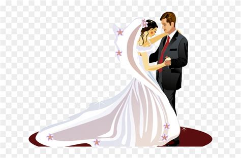 library  wedding royalty  couple png files clipart