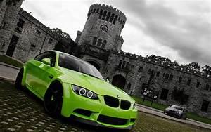 Green BMW M3 Wallpaper HD Car Wallpapers ID #2576