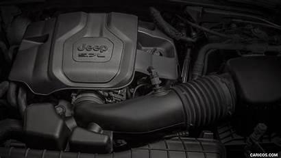 Jeep Cherokee Grand 2021 Summit Reserve Engine