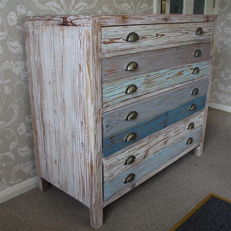 blue chest of drawers 4 drawer wooden blue chest of drawers melody maison 174