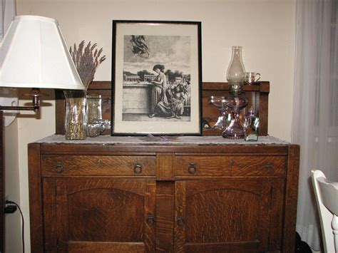 reclaimed wooden sideboard decoration loccie  homes gardens ideas