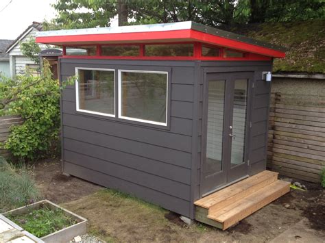 Backyard Outbuildings by Metro Vancouver Modern Shed Special Westcoast Outbuildings