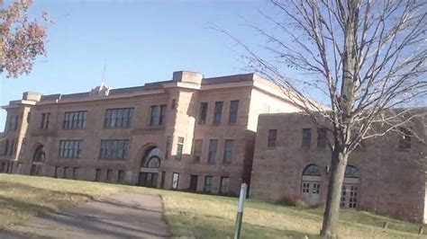 abandoned historic high school youtube