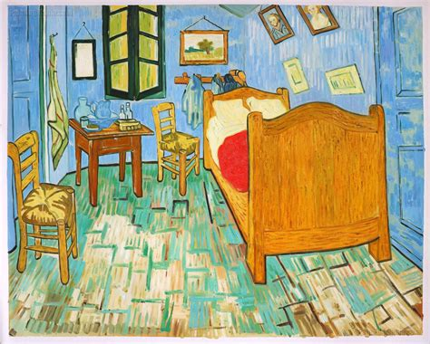 Gogh Bedroom At Arles by Vincent S Bedroom In Arles 1889 Vincent Gogh Paintings
