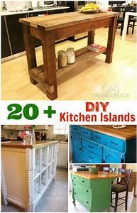 build kitchen island 808