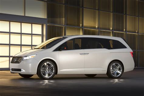 2018 Honda Odyssey Concept News And Information Research