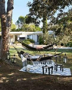 Idee Deco Jardin : 15 id es d co pour cr er un coin d tente dans votre jardin ~ Mglfilm.com Idées de Décoration