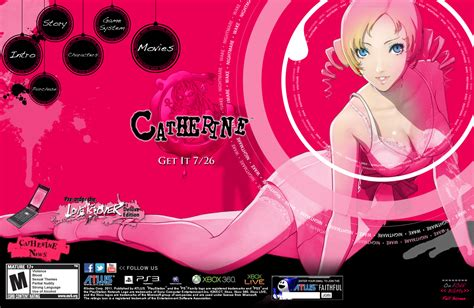Filed under news, videogames tagged with this. Image - CatherineSite.png   Catherine Wiki   FANDOM ...