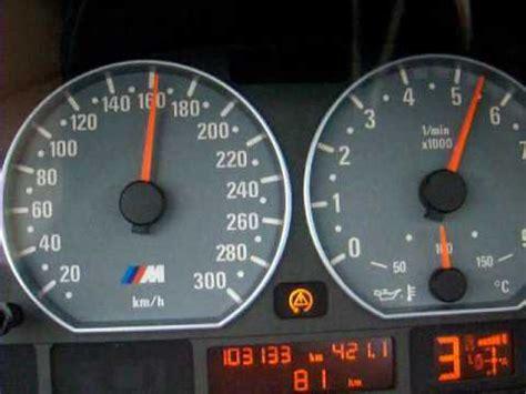 BMW M3 E46 0-200 km/h - YouTube