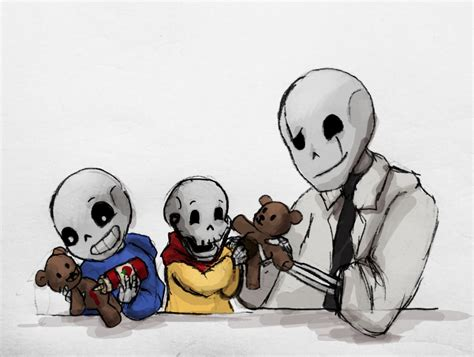 Baby Bones And Teddys By