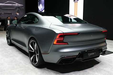 2019 Polestar 1  Specs, Prices And Details Of Sweden's
