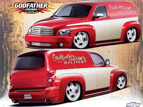 2008 Chevy Hhr Panel  Custom Station Wagon