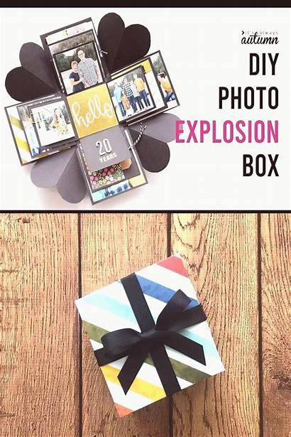 Explosion Gift Cool Cheap Easy Birthday Thats