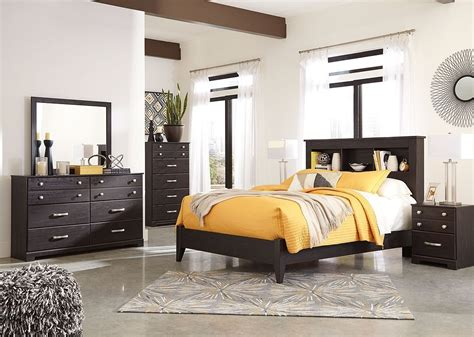 Bookcase Bedroom Set by Reylow Bookcase Bedroom Set By Signature Design By