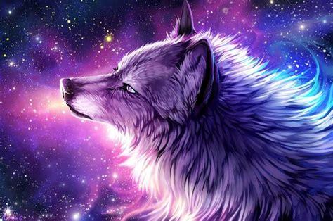 Galaxy Animal Wallpaper - galaxy wolf wolf animal and anime wolf