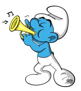 Smurfette Smurfs Cartoon