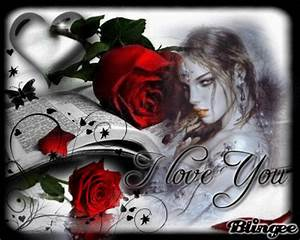 I Love You Gothic Picture #121155915 | Blingee.com