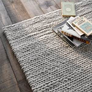 tapis laine home sweet home pinterest tapis laine With tapis shaggy avec housse canapé scandinave