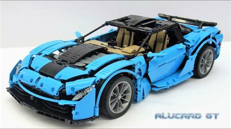 lego technic supercar crowkillers 2019 custom lego technic alucard gt supercar