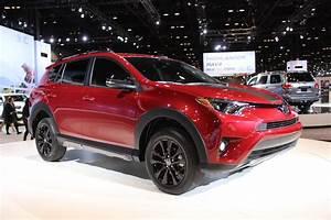 Toyota Rav4 Hybride Black Edition : 2018 toyota rav4 adventure is ready for fun news ~ Gottalentnigeria.com Avis de Voitures