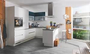 Küche Weiß Hochglanz : einbauk che inkl elektroger te 265 x 250 x 200 cm von ~ Watch28wear.com Haus und Dekorationen