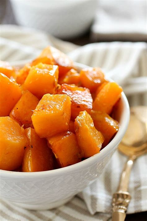Caramelized Butternut Squash  Yummy Healthy Easy