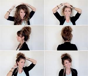 Wie Macht Man Einen Dutt : 10 elegant bun hairstyles with helpful tutorials pretty designs ~ Frokenaadalensverden.com Haus und Dekorationen